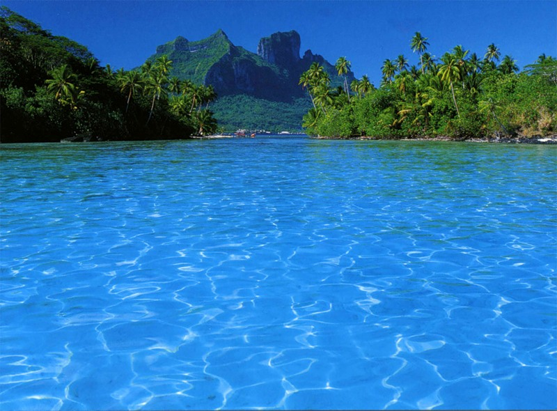 Bora Bora Island FO/AB1OC FO/AB1QB DX News 2012