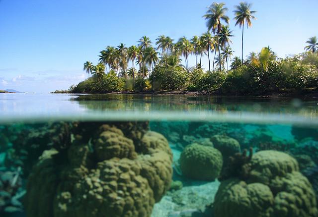 Остров Бора Бора Французская Полинезия FO/HB9STJ DX Новости
