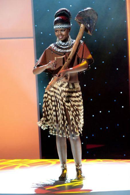 Botswana Miss Botswana A25/HB9CPS