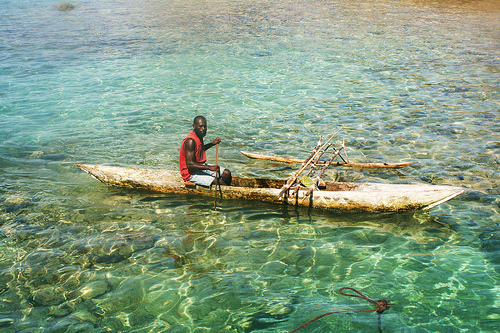 Bougainville Island Papua New Guinea P29VCX
