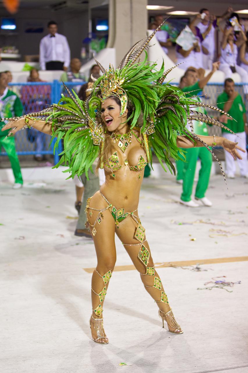 Brazil PW2D Carnival