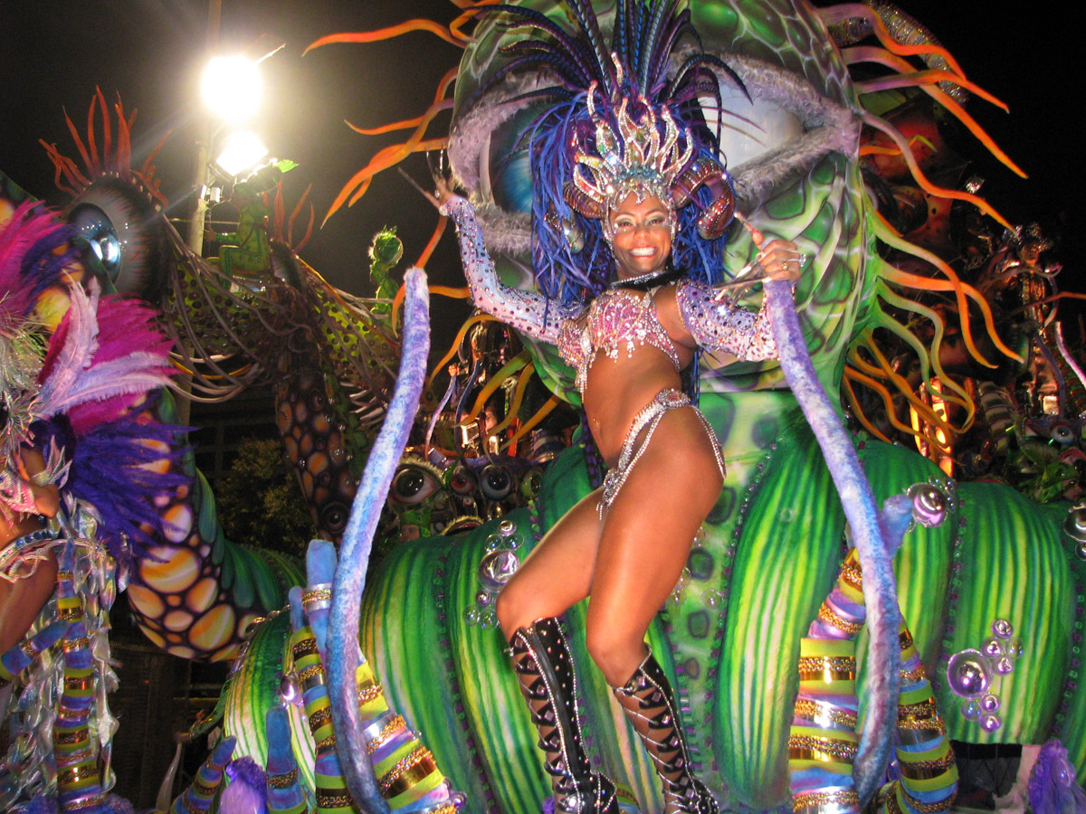 Brasil ZY5Z Carnival