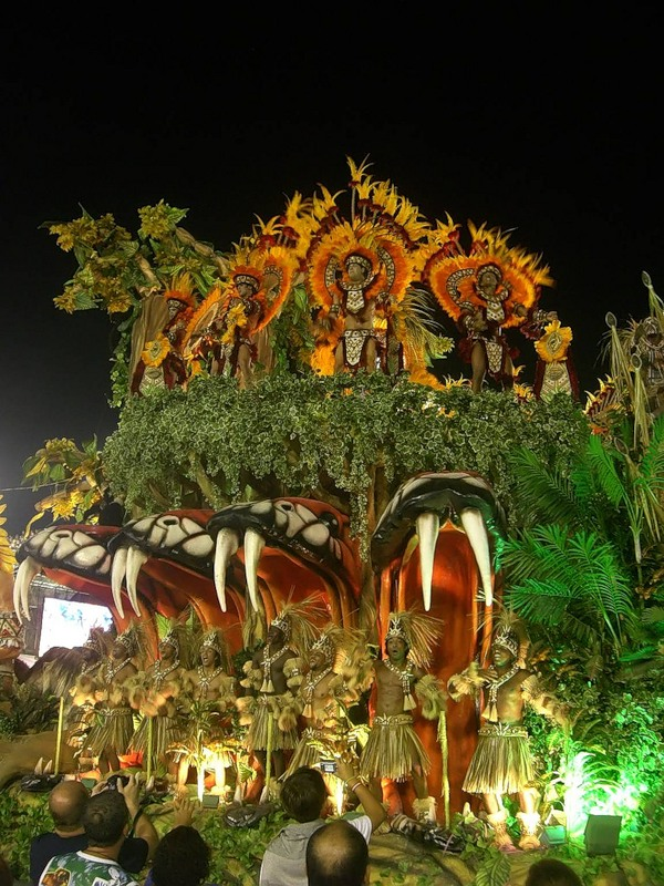 Brazil PT5T Carnival DX News