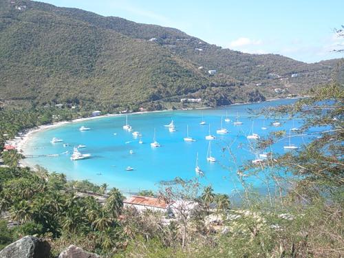 British Virgin Islands VP2V/K6TOP
