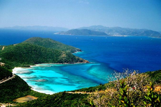 British Virgin Islands VP2VCG