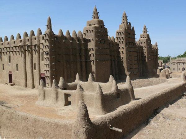 Burkina Faso XT2CJA XT2IVU XT2AEF XT2VWT DX News Tourist Attractions