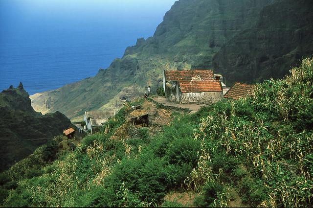 Cabo Verde Islands Sao Nicolau Island D44TRS D4A