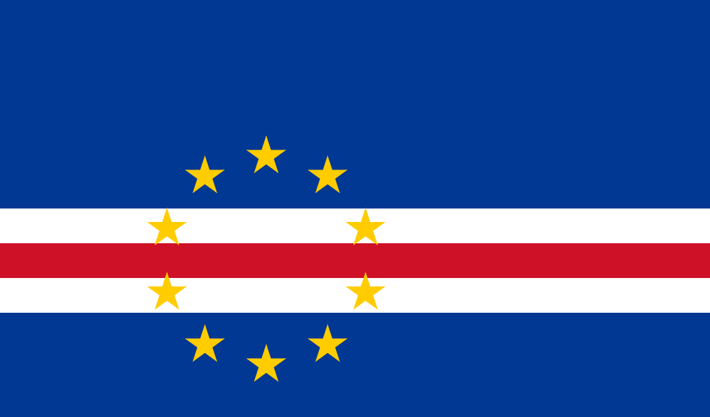 Cabo Verde Cape Verde Flag of Cabo Verde