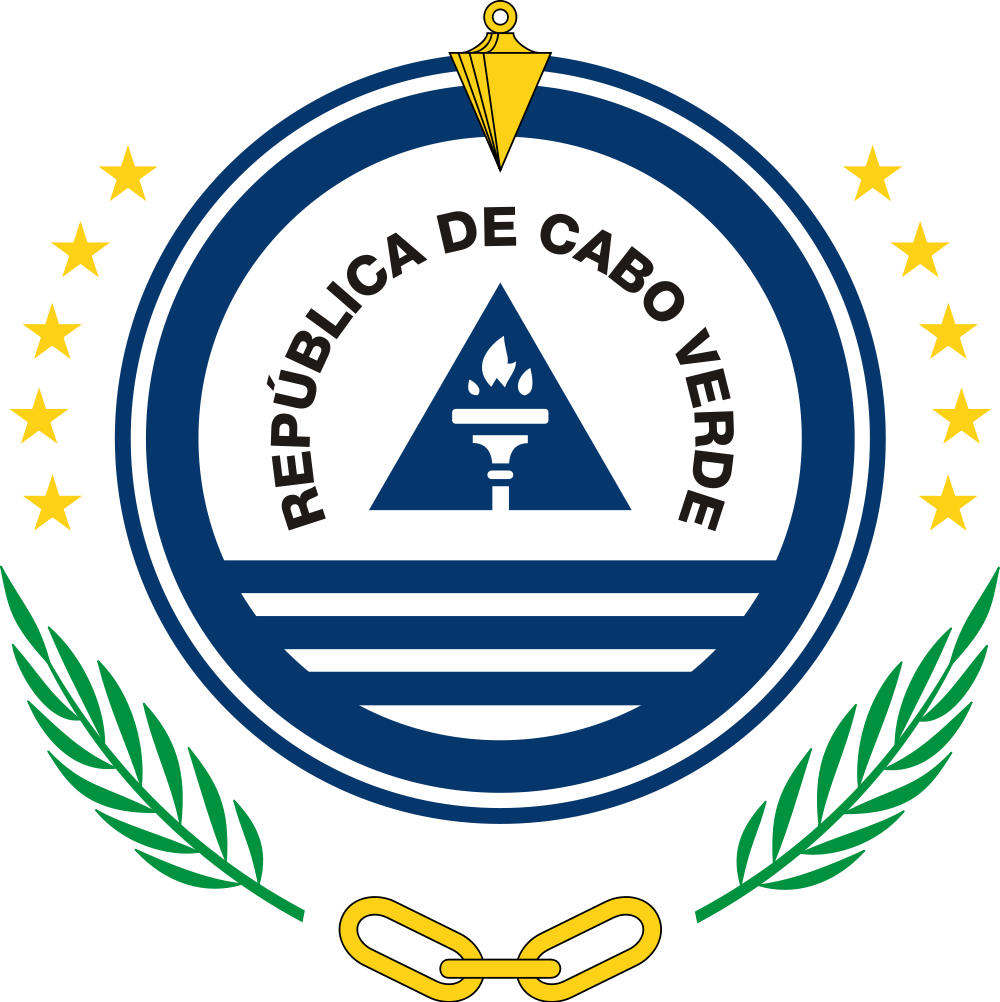 Cabo Verde Coat of Arms of Cape Verde