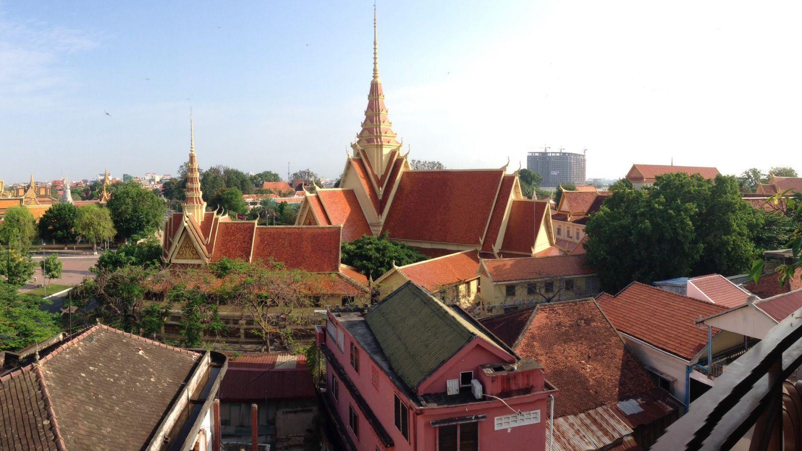 Cambodia XU7AEU 2014