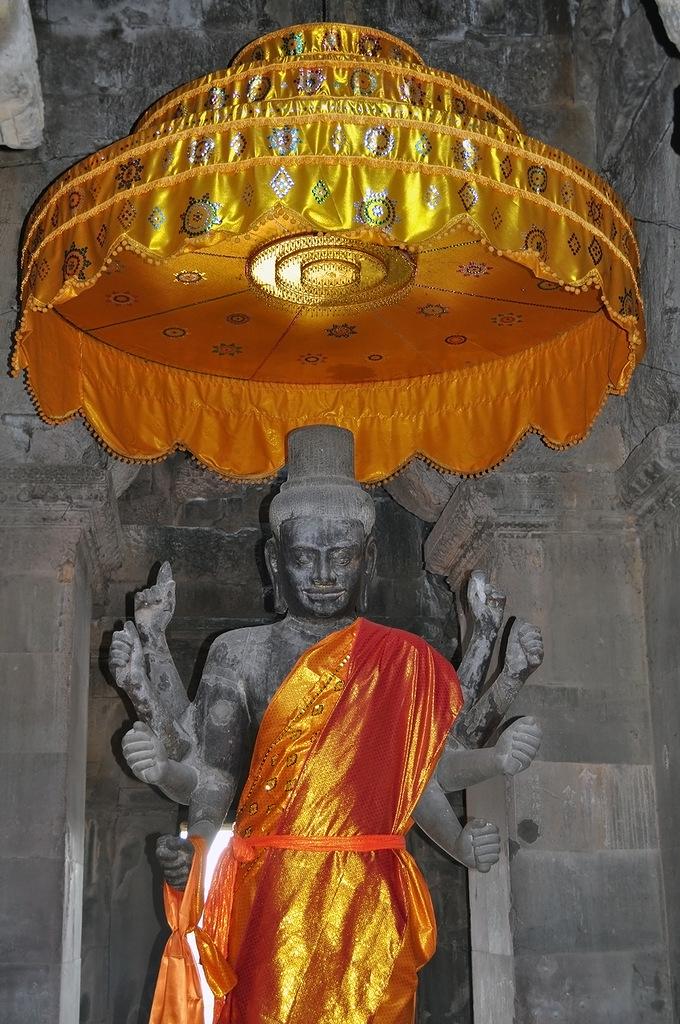 Камбоджа XU7AVO Туристические Достопримечательности