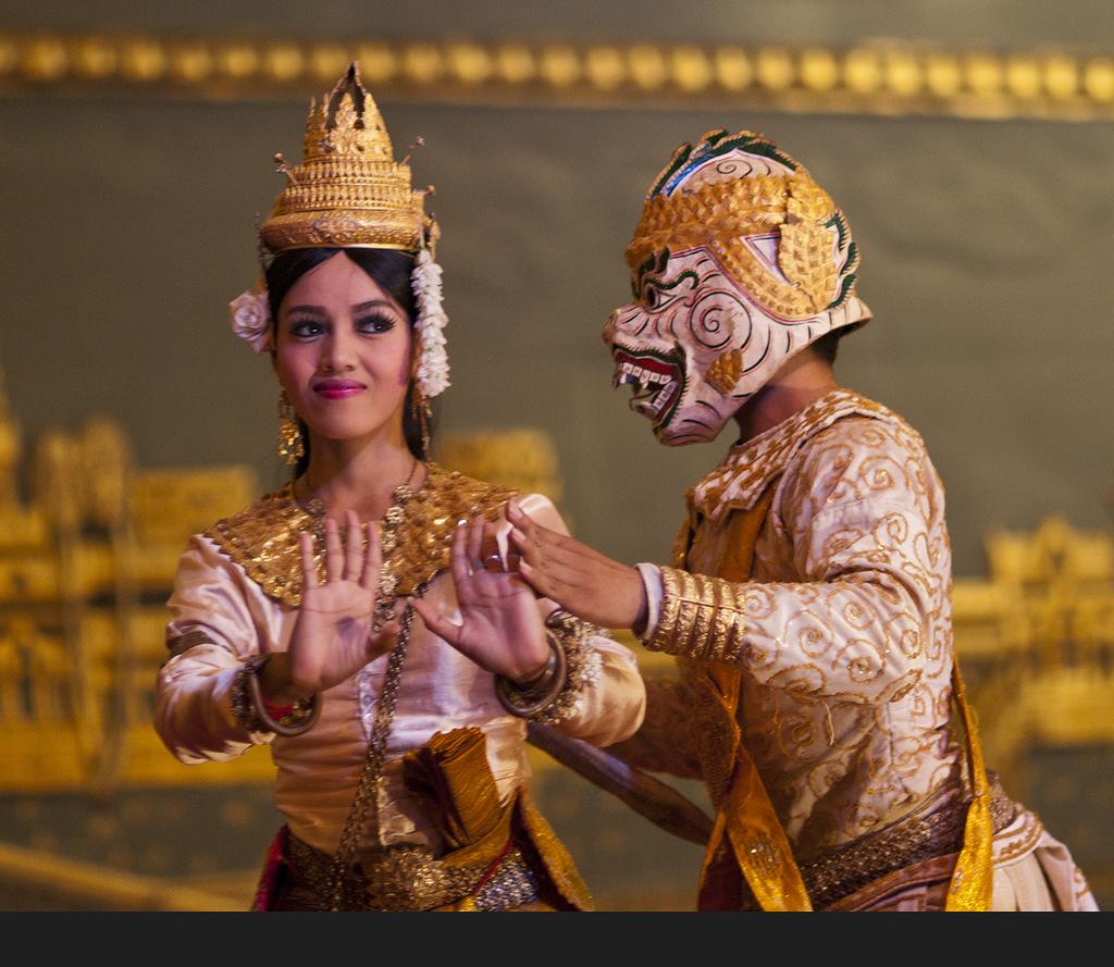 Камбоджа XU7YAB XU7YPS Король Обезьян