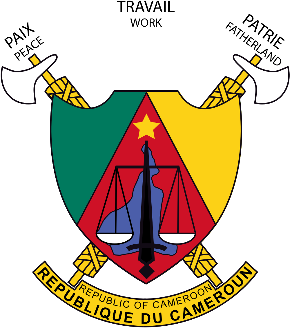 Cameroon Coat of Arms of Cameroon