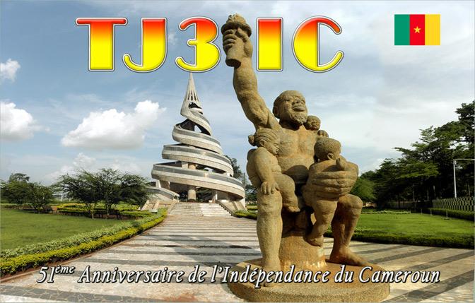 Камерун TJ3IC