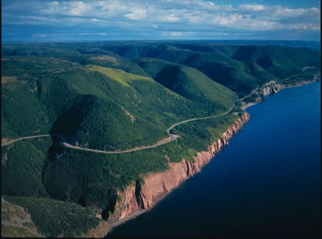 Cape Breton Island VE1/WW4GA
