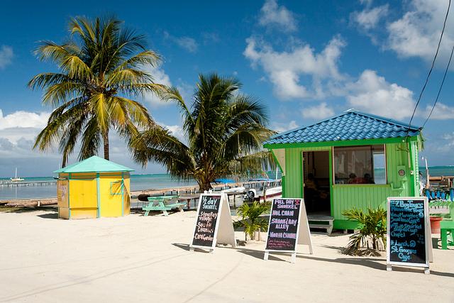 Caye Caulker Island V31WU V31DV Belize DX News