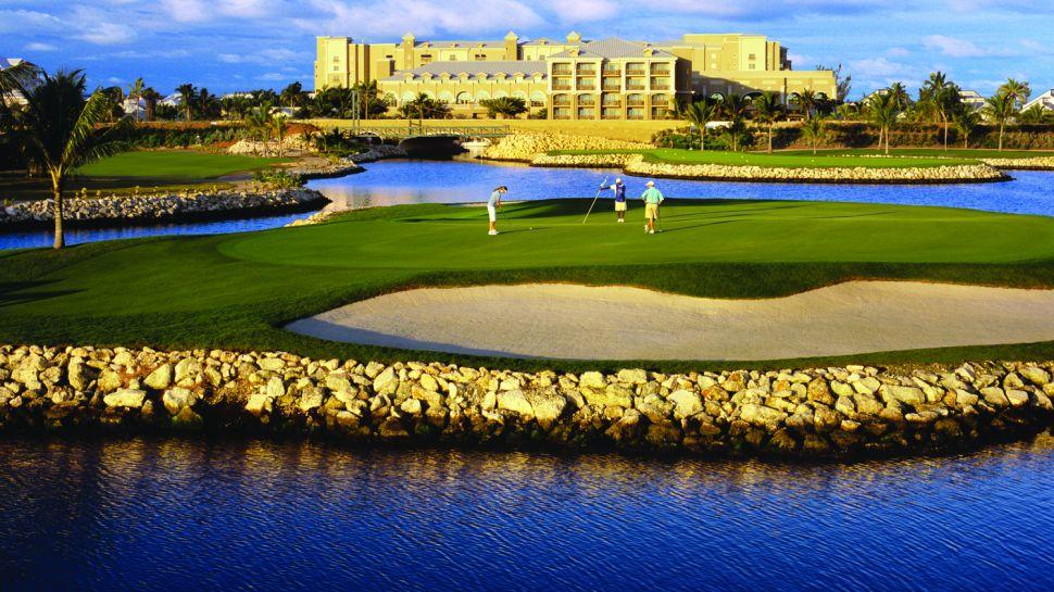 Cayman Islands ZF2RA Hotel Ritz Carlton