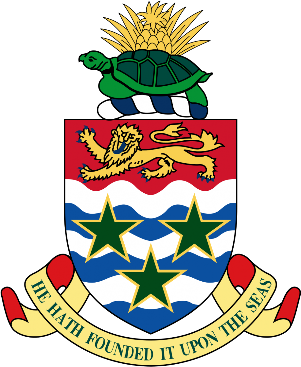 Cayman Islands Coat of arms of the Cayman Islands