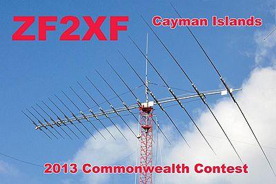Cayman Islands ZF2XF