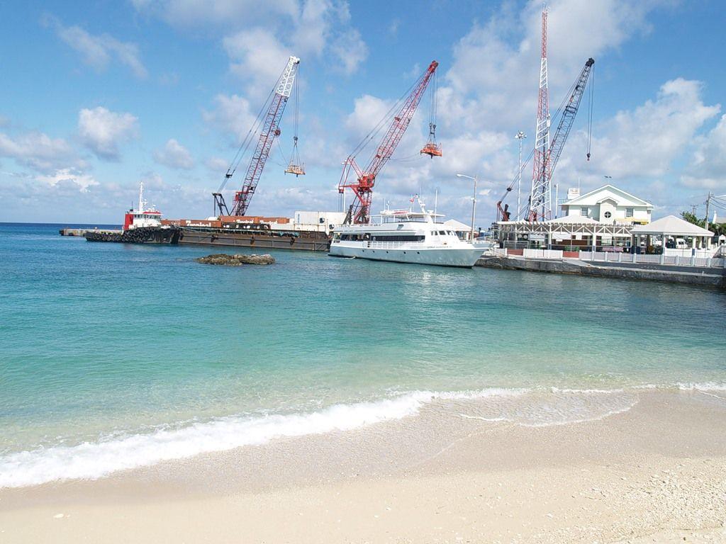 Cayman Islands ZF2XF Beru