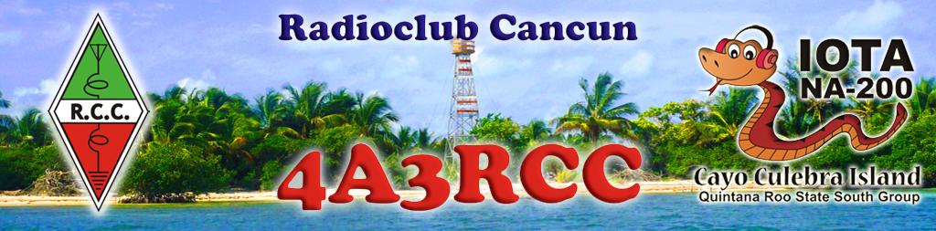 Остров Кайо Кулебра 4A3RCC