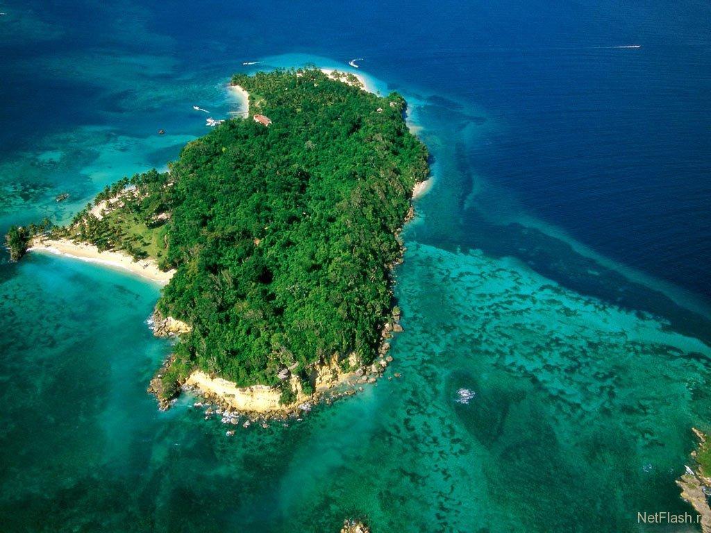 Cayo Levantao Island