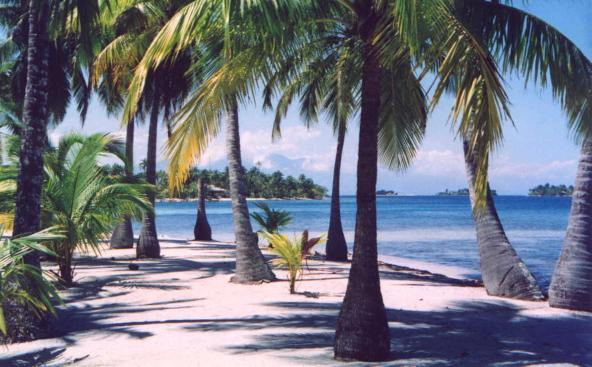 Кайос Кочинос Острова Гондурас