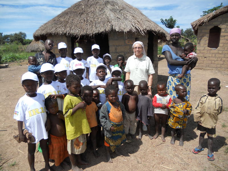 Central African Republic TL8CG DX News
