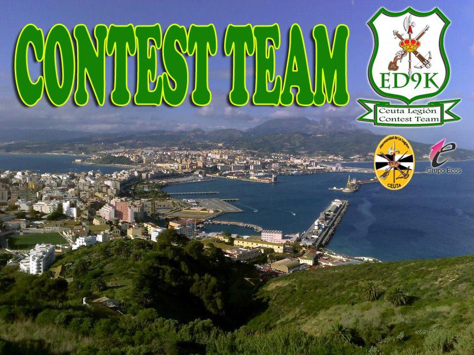 Ceuta ED9K DX News