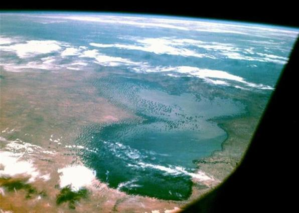 Chad TT8PK Lake Chad