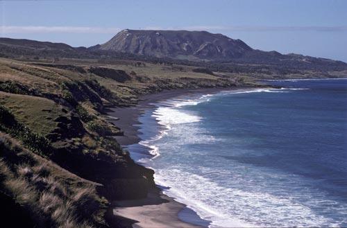 Chatham Islands ZL1WY/ZL7