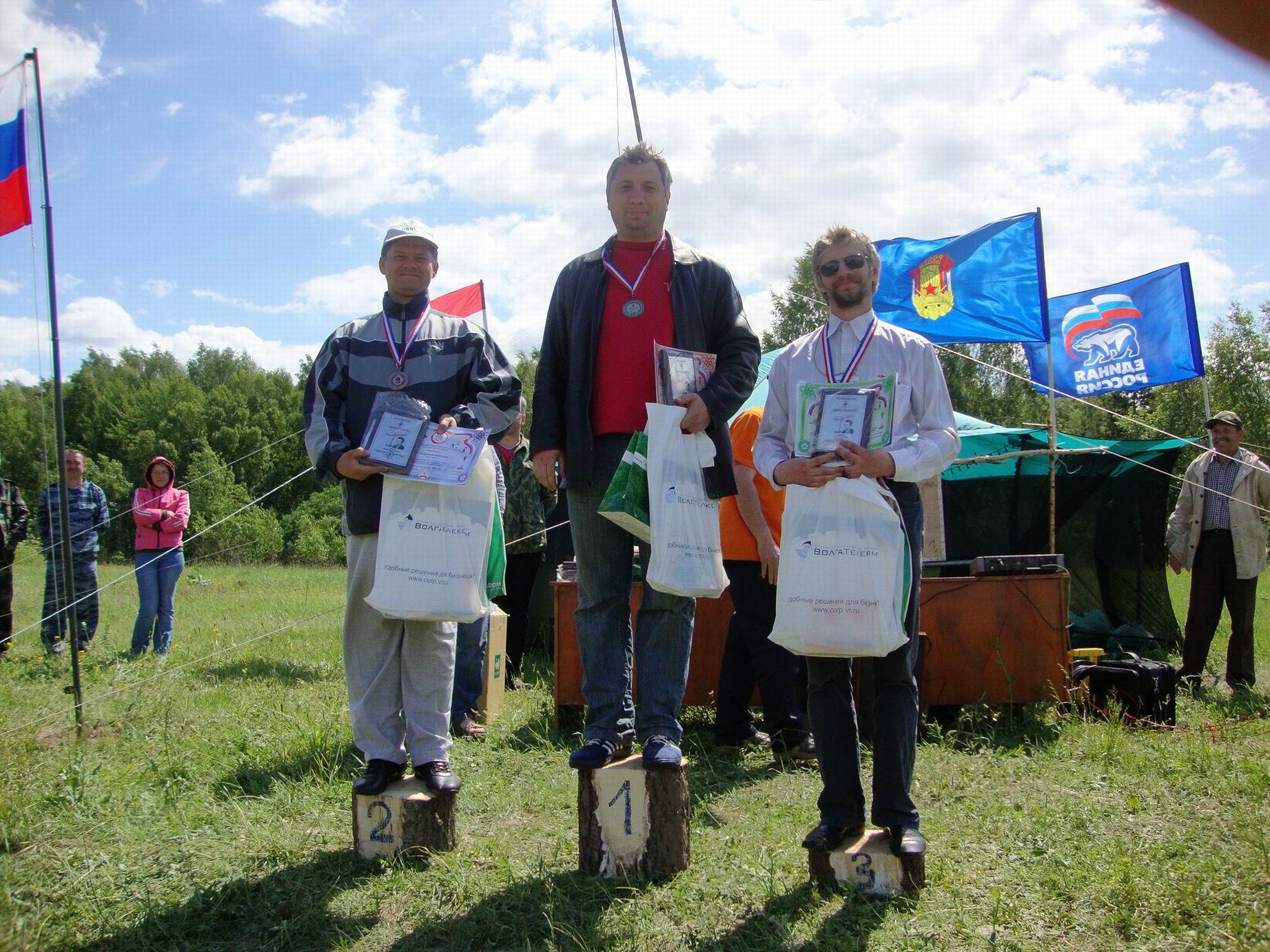 Чемпионат Приволжского Федерального Округа по Радиосвязи на КВ