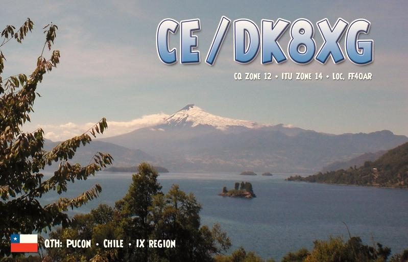 Chile CE6/DK8XG