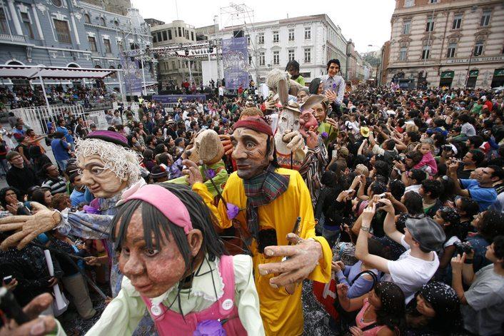 Чили DX Новости CE3/VE7SV Карнавал