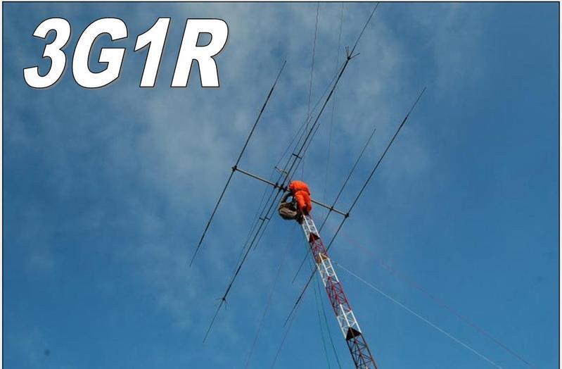 Чили Радиоклуб Cavancha 3G1R