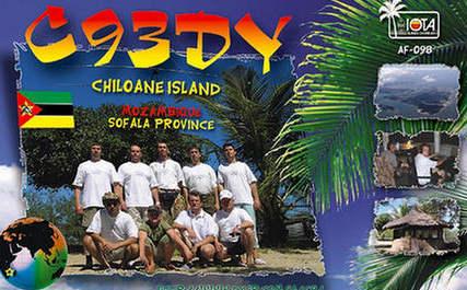 Chiloane Island C93DY