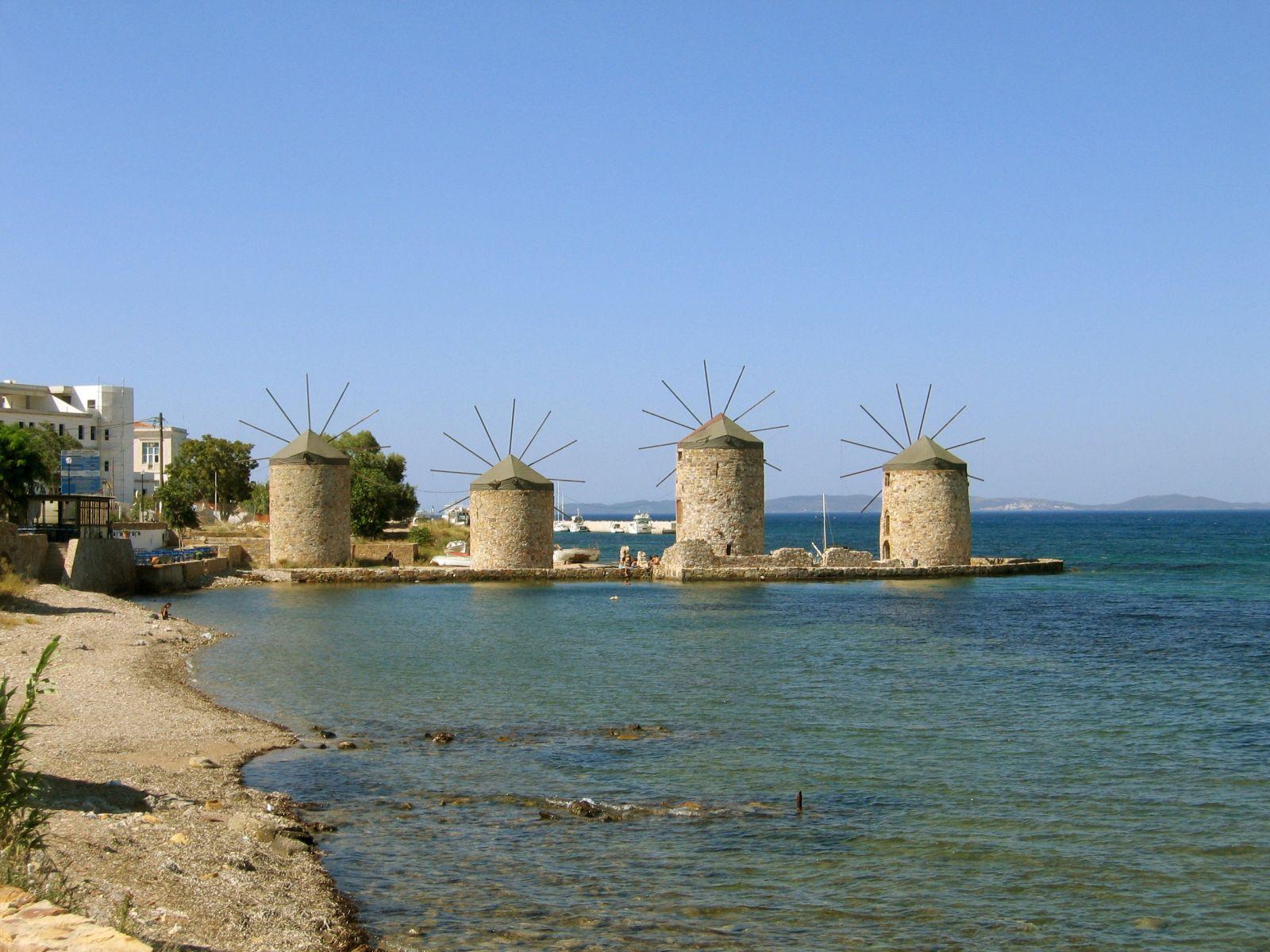 Chios Island SX8HOMER DX News