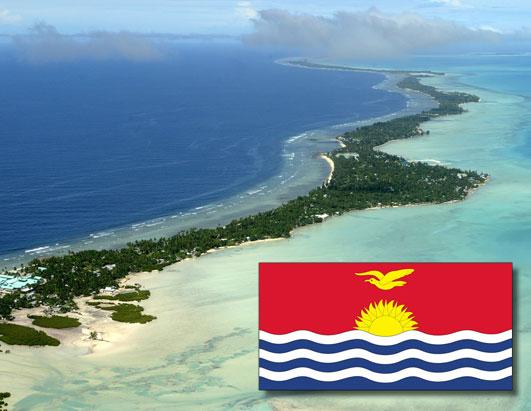 Christmas Island Kiribati T32TV