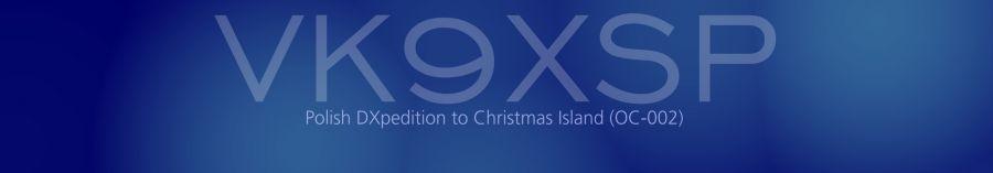Остров Рождества VK9XSP