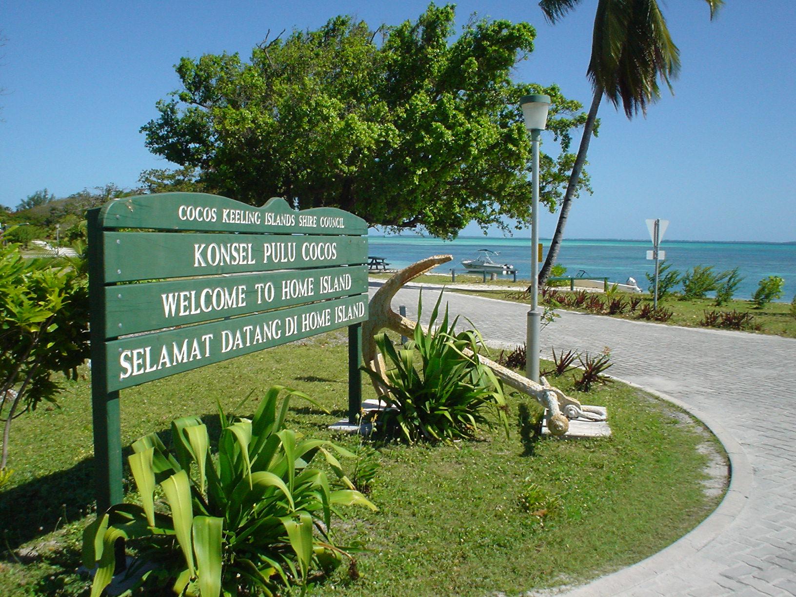 Cocos Keeling Islands VK9CF