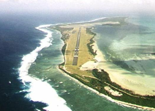 Cocos Keeling Islands VK9CI Airport
