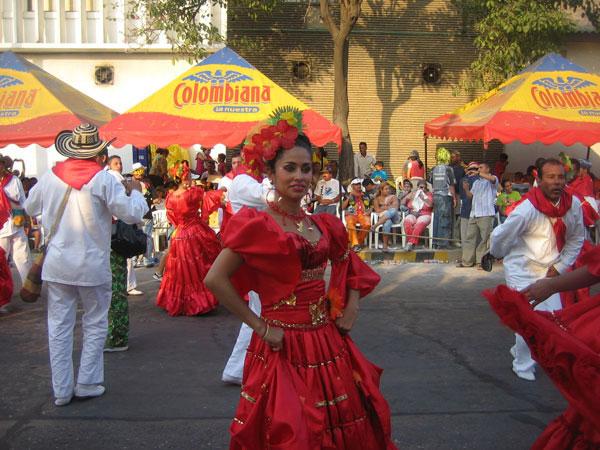 Колумбия HK1MW Карнавал