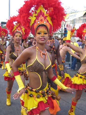 Colombia HK1N Carnival
