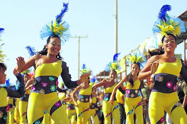 Colombia HK3JJH/1 Carnival