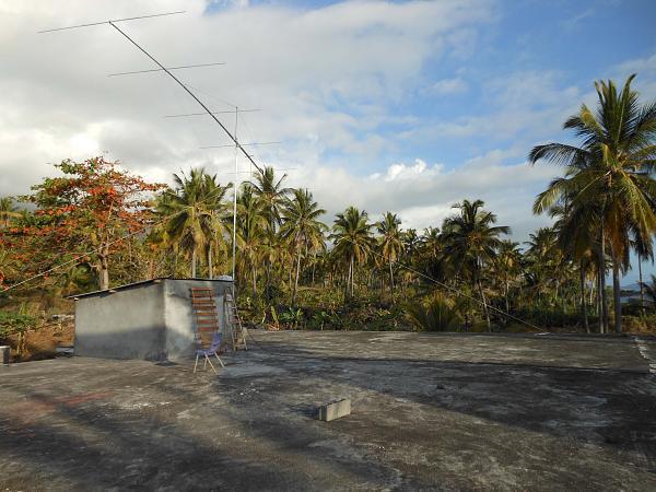 Comoro Islands D64K Antenna