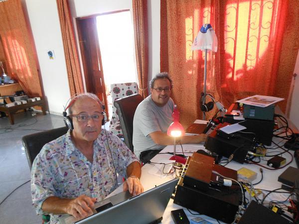 Comoro Islands D64K QRV