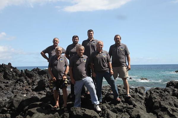 Comoro Islands D64K Team