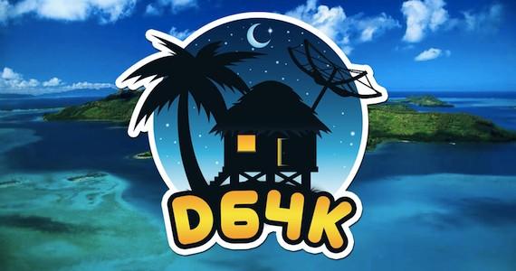 Comoros Islands D64K