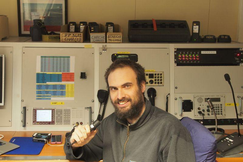 Concordia Research Station Antarctica IA/IZ3SUS
