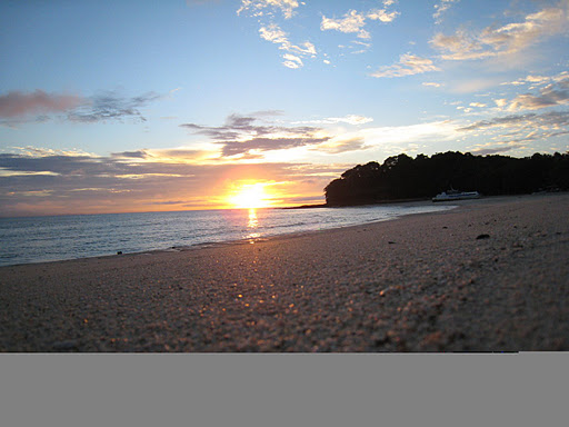 Остров Контадора HO1X HP1/DJ2ST Пляж